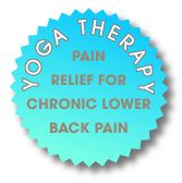 certified yoga therapist for chronic lower back pain
